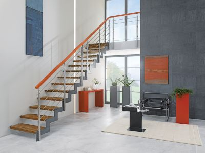 escalier-ferro