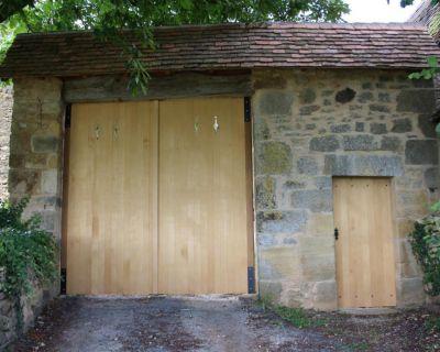 porte et portail bois (2)