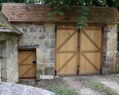 porte et portail bois